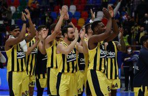 6. kez üst üste gelibiyet! Fenerbahçe Euroleague'de Beko CSKA Moskova'yı devirdi!