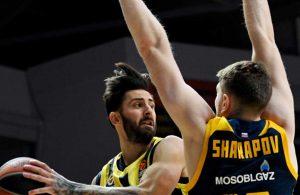Fenerbahçe, Avrupa'da esti gürledi