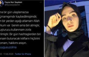 Sosyal medya hesabından 'olacakları' yazıp 'hakkımı  arayın' demişti: 17 yaşındaki Feyza Nur Saydam hayatını kaybetti!