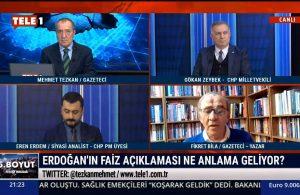 Erdoğan'ın 'faiz'de üslubu neden değişti? Fikret Bila açıkladı