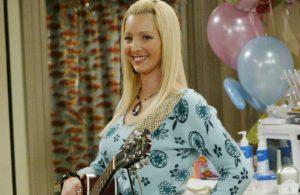 Friends'in Phoebe'si ertelenen özel bölüme ilişkin konuştu