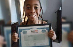 10 yaşındaki kız GameStop'tan yüzde 5000 kazandı