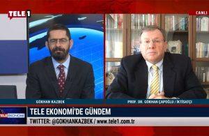 İktisatçı Prof. Dr. Gökhan Çapoğlu: Dünyadaki en büyük virüs, hırsızlık virüsü – TELE EKONOMİ