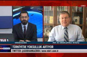 İktisatçı Prof. Dr. Gökhan Çapoğlu: Bu olaylarla karşı karşıya kalmaya devam edersek, ekonomi içinden çıkılmaz bir hale gelir – TELE EKONOMİ