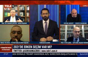 Gökhan Çapoğlu, Erdoğan'ın aklındaki seçim tarihini açıkladı: Muhalefetin buna hazırlıklı olması lazım!