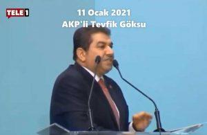 AKP'li Tevfik Göksu, 'ispatlayın' demişti: CHP'den kanıt videosu geldi!