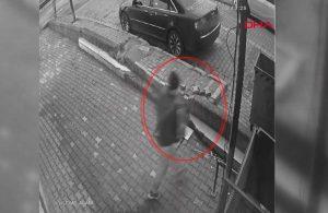 Bilgisayar kasası çalan hırsız suçüstü yakalandı