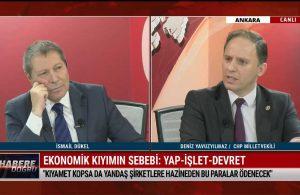 CHP Zonguldak Milletvekili Deniz Yavuzyılmaz: Türkiye Varlık Fonu devlet içinde devlettir – HABERE DOĞRU