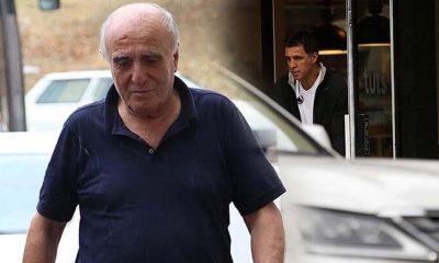 Hakan Şükür'ün babasına FETÖ'ye yardım suçundan hapis cezası