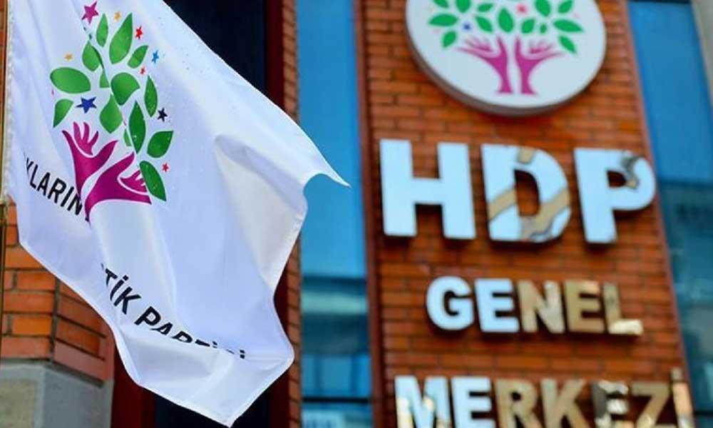 Cumhur İttifakı destekli HDP alternatifi parti kuruluyor iddiası