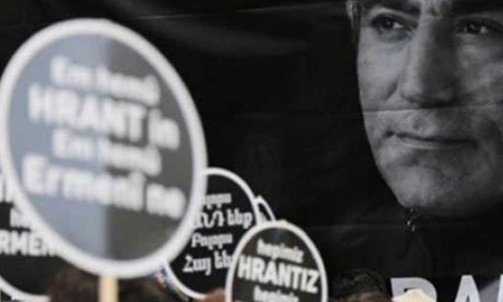 Hrant Dink davasında aranan Okan Şimşek yakalandı
