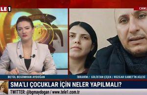 SMA hastası çocuğun ailesi AKP iktidarına seslendi: Destek vermiyorsanız önümüzü kesmeyin