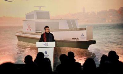 İBB, deniz taksilerini tekrardan hizmete açıyor