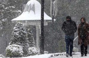 Meteoroloji'den İstanbul uyarısı: Kar yağışı devam edecek