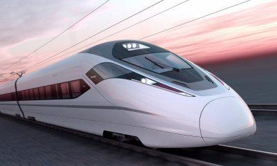Çin, süper uçan trenini tanıttı: Saatte 644 km hızla gidecek!