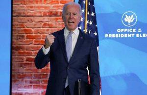 Ve Joe Biden resmen ABD Başkanı oldu