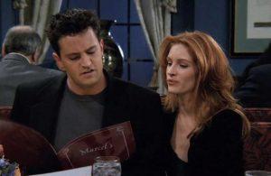 Julia Roberts'tan ilginç 'Friends' şartı