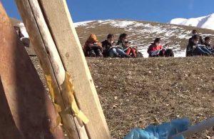 Hakkari'de bir genç çanak anten, metal sini ve folyo kağıtlarıyla onlarca kişinin hayatını değiştirdi!