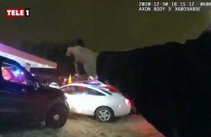 ABD'de polis çevirme yaparken 23 yaşındaki siyahi Dolal Idd'i öldürdü: İşte o anlar!