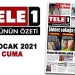"""Şiddet sokağa yansıdı. AKP'nin Halk Ekmek oyunu.  MHP'ye anket şoku!. """"Sorumlusu Erdoğan'dır"""". Sistem ilk günden çöktü. Yan etkileri açıklandı. 15 Ocak 2021 Günün Özeti"""