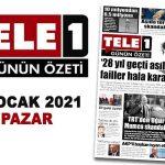 """""""28 yıl geçti asıl failler hala karanlıkta"""". Aşıda torpil skandalı!. TRT'den Uğur Mumcu skandalı. AKP'li başkan isyan etti. """"Onları okumayan giremez"""". Resmen Fenerbahçe'de.  24 Ocak 2021 Günün Özeti"""