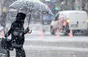 Meteoroloji'den İstanbul için 2 günlük kar müjdesi!