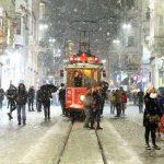 Meteoroloji'den uyardı: Kar İstanbul'un kapısına dayandı