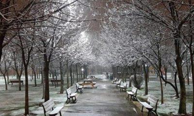 Kar ve soğuk İstanbul'a geri dönüyor