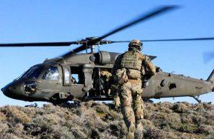 Yunanistan ve ABD askerlerinden Kardak provası gibi tatbikat