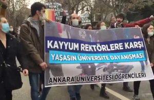Boğaziçi direnişi devam ediyor: Ferman padişahın üniversiteler bizimdir
