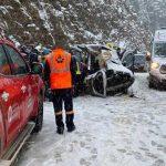 Antalya'da otobüsle hafif ticari araç çarpıştı: 3 ölü, 4 yaralı