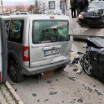 Vali yardımcısının Ehliyetsiz oğlu kaza yaptı!