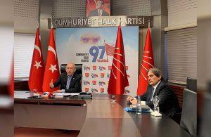 CHP Genel Başkanı Kemal Kılıçdaroğlu sporcularla görüştü