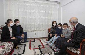 Kılıçdaroğlu ve eşinden apartman görevlisi çifte ziyaret: Türkiye'de insanların derdi çok
