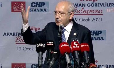 Kılıçdaroğlu: Merkez Bankası'nın kasasından 128 milyar dolar sattılar, kime sattılar?