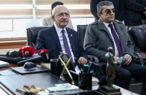 Kılıçdaroğlu: Esnaflarımızın dertlerini dillendirmek boynumuzun borcudur