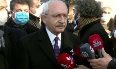 Kılıçdaroğlu'ndan Berberoğlu açıklaması: Hakimlerin kulağına küpe olur