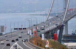 Tüm köprü ve otoyollara 'Yap-İşlet-Devret' zammı: 1 Ocak 2021'den itibaren geçerli!