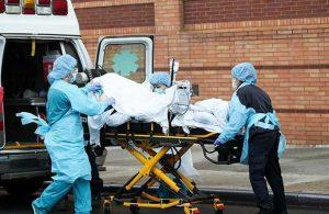 ABD'de koronavirüs kaynaklı toplam can kaybı 420 bini aştı!