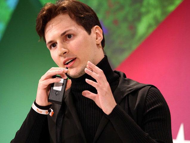 Telagram'ın kurucusu Durov: İnsanlık tarihinin en büyük dijital göçü