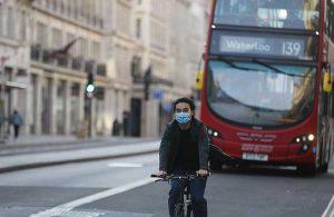 Koronavirüs vakalarının arttığı Londra'da acil durum ilan edildi