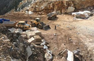 Malatya'da yurttaşlar, maden çalışmalarına tepkili!