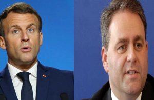 Macron'a aşı eleştirisi: Çok ciddi bir hatta yaptı