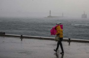 Meteorolojiden Marmara'ya kuvvetli fırtına uyarısı!