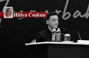 Mesut Özil'in imza töreni: 39 dakika sonra konuşabildi!