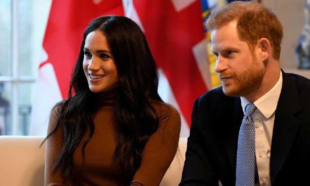 Meghan Markle ve Prens Harry'nin 'nefret söylemleri' nedeniyle sosyal medyayı bıraktıkları iddia edildi