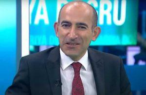 Kayyum rektör de protestoları Erdoğan gibi dış güçlere bağladı