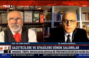 Merdan Yanardağ: MHP, AKP'yi oldubittiye getirmeye çalışıyor