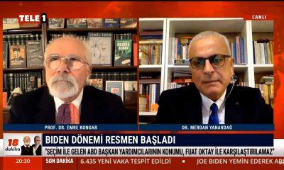 Merdan Yanardağ: ABD-Türkiye ilişkileri AKP yönetiminde sıkıntılı bir döneme girebilir