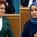 Akşener, Doğu Türkistanlı kadını ekrana çıkardı Meclis TV yayını kesti